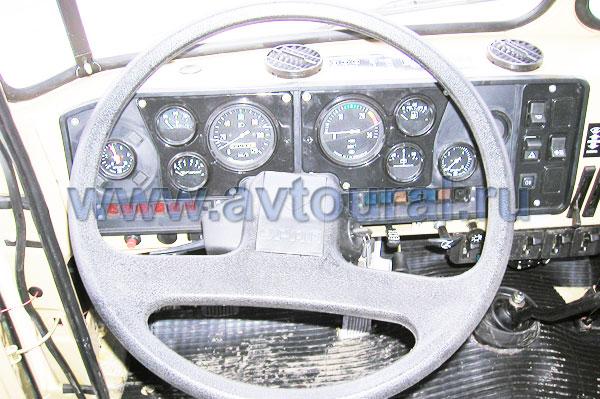шасси Урал-5557-1151-40-Ж
