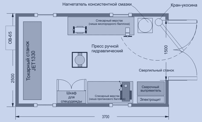 схеме токарного станка 31