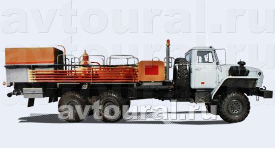 Агрегат цементировочный АЦ-32У
