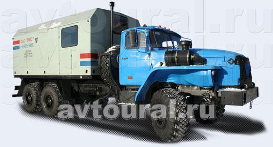 установка ППУА-1600/100 Н