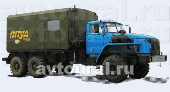 установка ППУА-1600/100 М