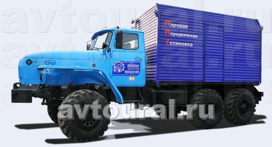 установка ППУА-1600/100 П
