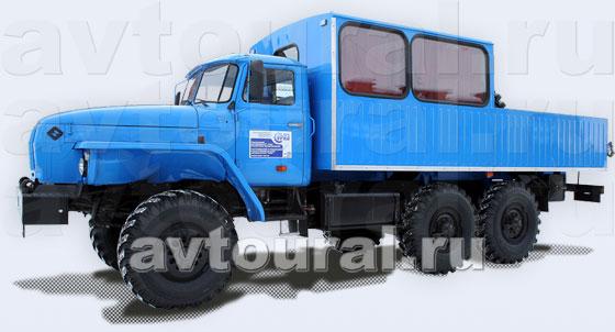 Вахтовый автобус Урал 325512