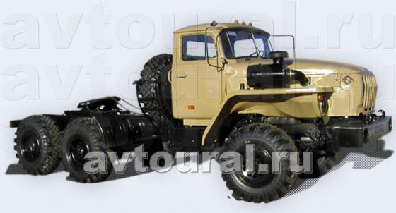 Седельный тягач Урал 44202