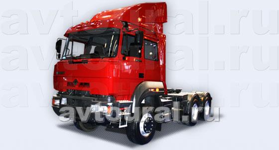Седельный тягач Урал 6470 0010
