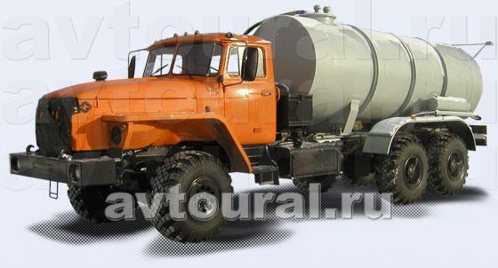 Машина вакуумная Урал МВ-10
