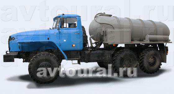 Машина вакуумная Урал МВ-6