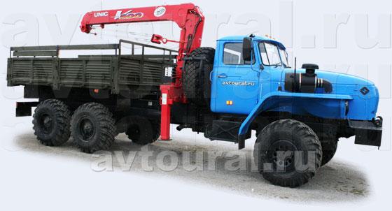 0922 40 с КМУ UNIC UR-V503